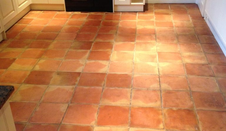 Restoring the Appearance of Terracotta Kitchen Tiles in ...