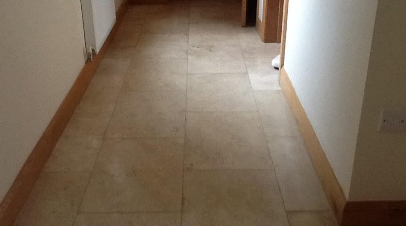 Dealing With a Very Dirty Travertine Kitchen Floor – Tiling ...