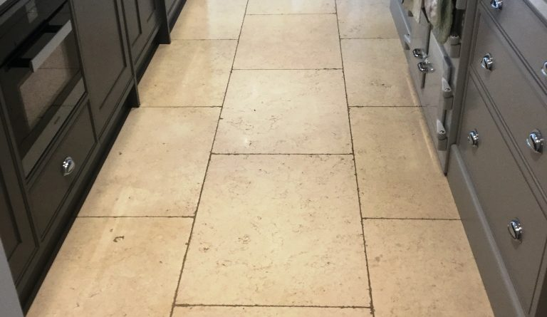 Removing Grout Haze From Limestone Kitchen Floor Tiles In Clipston,  Northamptonshire U2013 Tiling Tips U2013 Tips And Information About Tiling